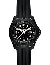 traser H3 Outdoor Pioneer Sapphire Watch | Silicone Strap - Black