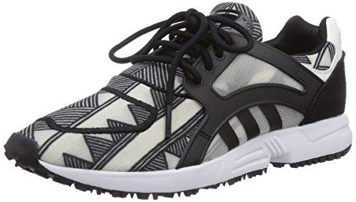 adidas Originals Racer Lite, Women Low-Top Sneakers Black (Core Black/Core Black/Off White)