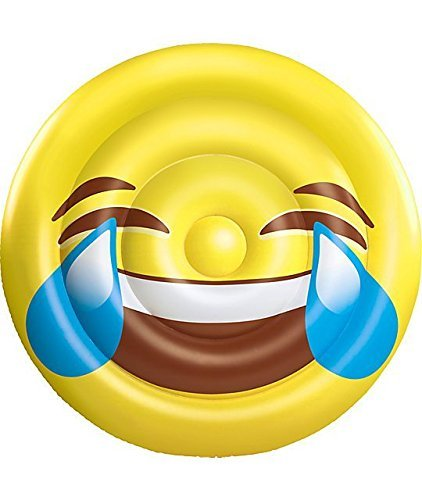 BigMouth Giant Tears Emoji Float