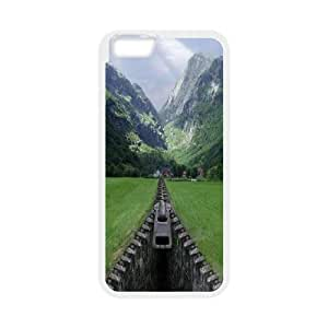 DIY Magical Zipper Theme Phone Case Fit To iPhone 6,6S Plus , A Good Gift To Your Family And Friends