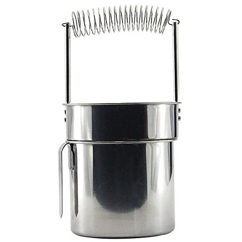 MyLifeUNIT Artist portable Brush Washer, Double Layer Brush Cleaner with Wash Tank by MyLifeUNIT