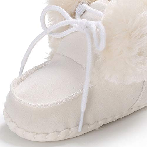 Pictures of Fnnetiana Newborn Baby Warm Winter Snow Boots 6