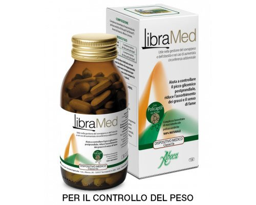 Aboca LIBRAMED Fitomagra Glycemia and Weight Control Tablets 138CPR by Aboca
