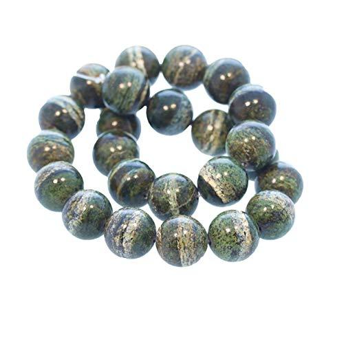(SERPENTINE Beads Large 14mm Round)