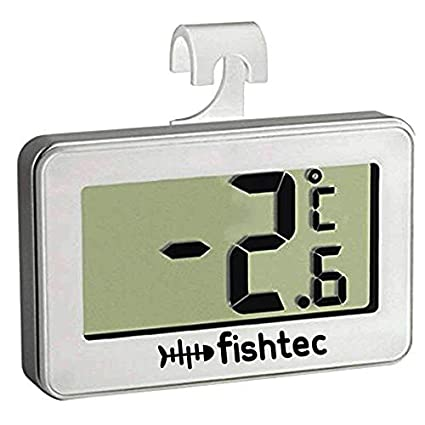 Thermomètre pour réfrigérateurs et congélateurs avec lecteur de température crochet suspendu