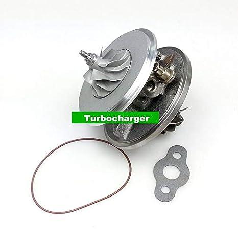 GOWE Turbocompresor láser Core CHRA para GT1749 V 750431 717478 - 4 717478 - 3 717478 - 2 717478 - 1 Turbocompresor láser Core CHRA para BMW E46 X3 E83 e83 ...
