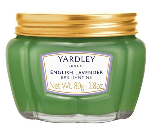 Web Pomade (Yardley of London English Lavender Brilliantine for Women, 2.8 Ounce)