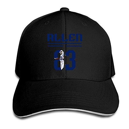 Show Time Dwayne Allen Unisex Baseball Hat Adjustable Cap - Sunglasses Dwayne