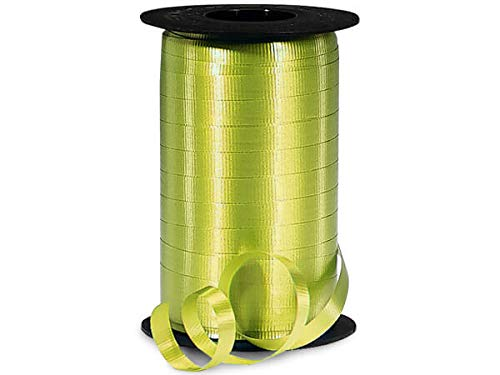 (Jungle Green Curling Ribbon 3/8