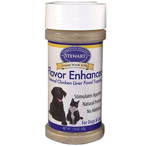 Spray Flavor Enhancer (Stewart Flavor Enhancer for Dogs Cats Chicken (1.75 oz))