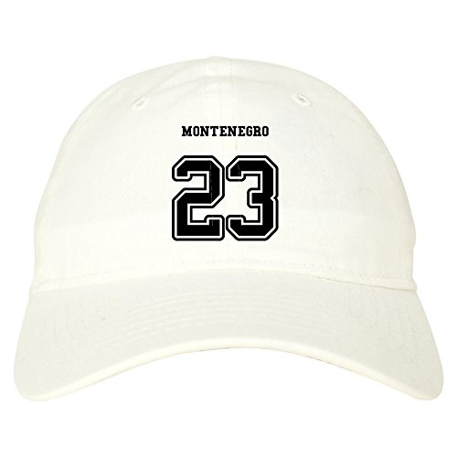 Country Of Montenegro 23 Team Sport Style ()