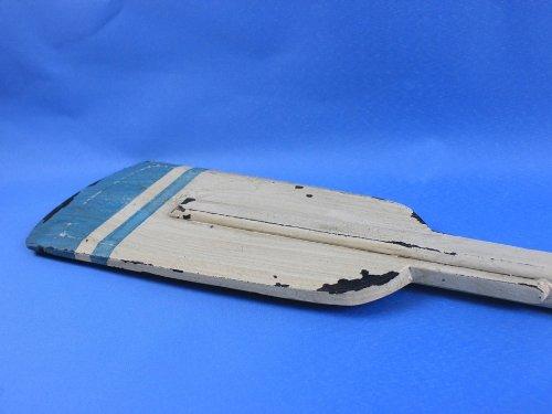 Wooden Huxley Squared Rowing Oar 50 - Decorative Paddle - Nautical Oar