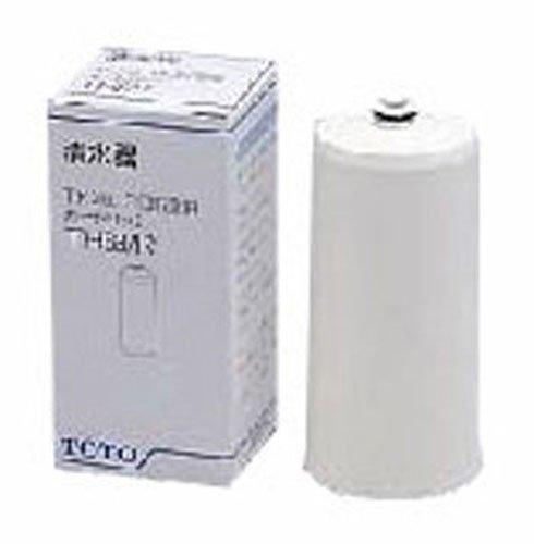 TOTO 浄水器専用 自在水栓(内蔵形) 用 取替えカートリッジ 白 内蔵型 通常タイプ TH637RR