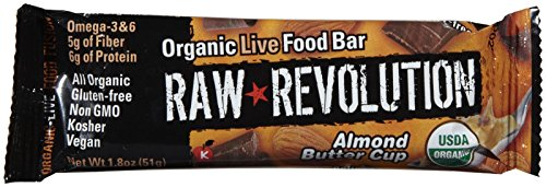 Raw Revolution Bars - Almond Butter Cup - 1.8 oz