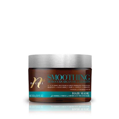 - Nth Degree Smoothing Moroccan Argan Oil & Keratin Hair Mask
