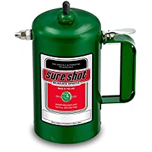 Sure Shot A1000G Sprayer Steel Interior, Green Exterior, 32 oz Capacity