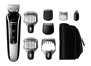 Philips QG3362/23 Multigroom Series 5000 8-in-1 All-in-one Beard, Hair and Body Trimmer
