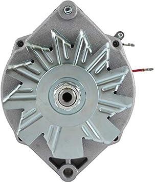 New Alternator Delco Marine OMC Volvo 105 AMP 3-Wire 982364 92497A3 18-5957