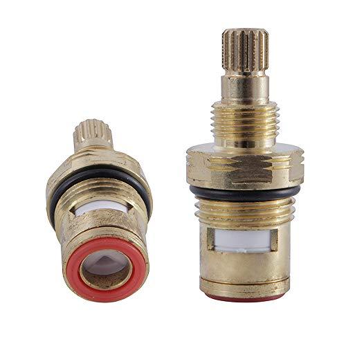 Kingston Brass KSRPL3200HC Hot Ceramic Disc Cartridge For CC Basin Faucet, 2-1/16