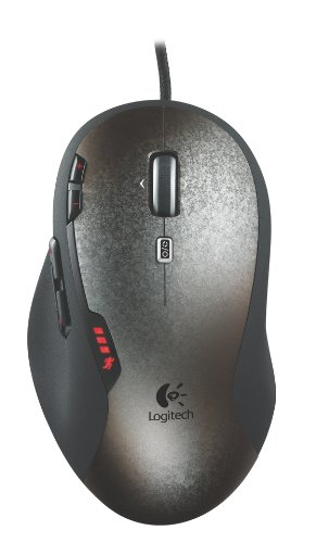 LOGITECH Gaming Mouse G500 by Logitech (Image #11)