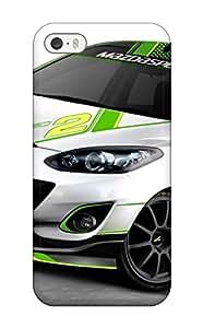 New Fashion Premium Tpu Case Cover For Iphone 5/5s - Mazda Demio 19