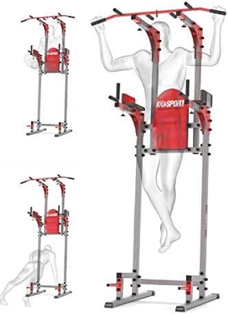 QLS K-Sport - Barra de dominadas para Manillar de Bicicleta ...