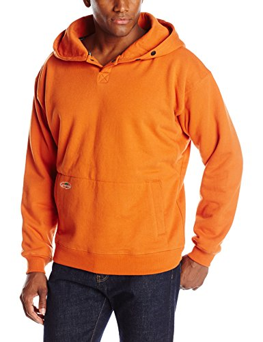 Arborwear Men's Double Thick Pullover Sweatshirt, Burnt Orange, X-Large by Arborwear