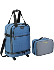 Biaggi ZipSak 22 MicroFold Carry On Duffle