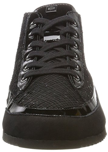 Femme 4 10 Schwarz Sneakers Högl 0100 2306 Noir Basses R7qwwFY