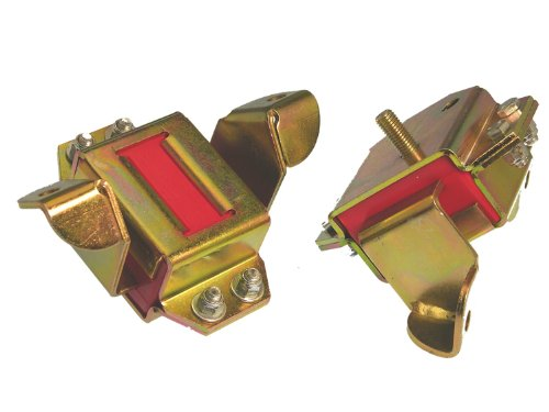Prothane 6-501 Red 8 Cylinder Motor Mount Kit