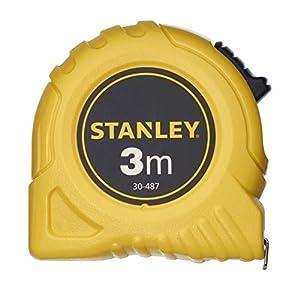 STANLEY 0-30-487 Flessometro Global, 3 m x 12.7 mm 41tfpZa6GFL. SS300