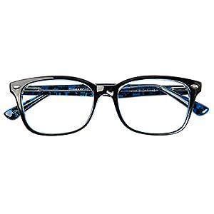 Glassesshop Vintage Blue Hyannis Rectangle Eyeglasses Frame