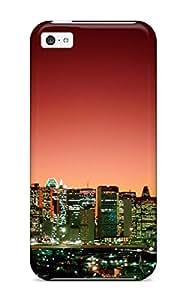 fenglinlinLennie P. Dallas's Shop 1756953K57850566 Hot Design Premium Tpu Case Cover Iphone 5c Protection Case(the Big D, Dallas, Texas)