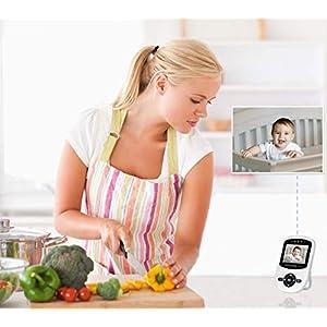 Avantages du babyphone vidéo bidirectionnel