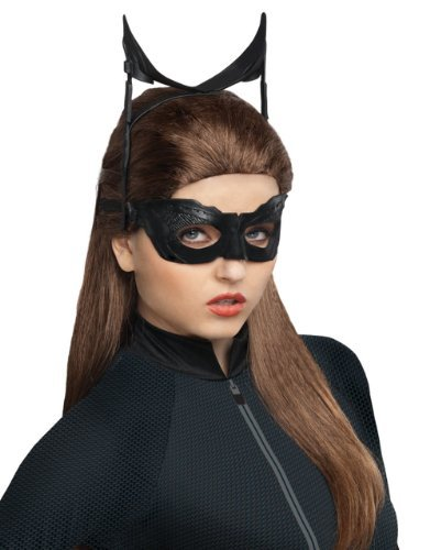 Dark Knight Rises Costume Accessory, Womens Catwoman Wig by Catwoman