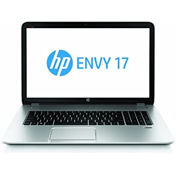 HP Envy 17-j120us 17.3-Inch Laptop with Beats Audio