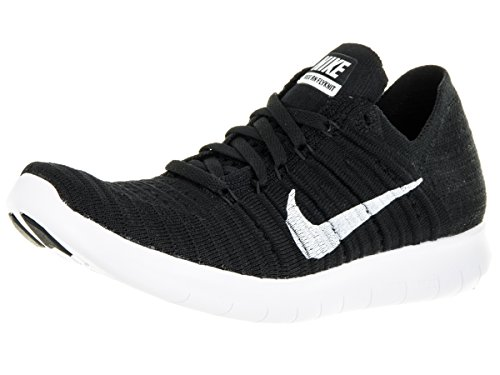 detailed look 7b5d6 282d3 ... promo code for scarpe corsa black flyknit white nike donna da dark free  grey wmns rn