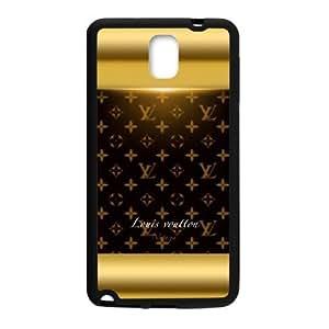 QQQO LV Louis Vuitton design fashion cell phone case for samsung galaxy note3