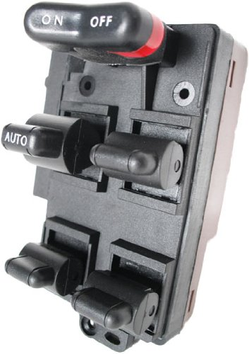 SWITCHDOCTOR Window Master Switch for 1994-1997 Honda Accord DX