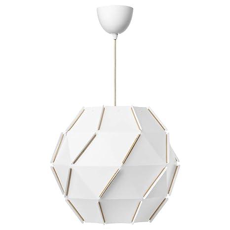 Amazon.com: IKEA sjopenna lámpara de techo redondo 203.630 ...
