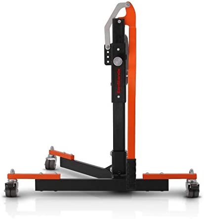 Center Paddock Stand Lift ConStands Power Evo for Honda CB 1000 R 18-19 orange