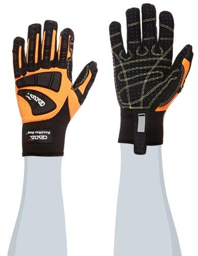 Cestus Pro Series HandMax Deep Impact Glove, Work, Cut Resistant, Medium (Pack of 1 Pair)
