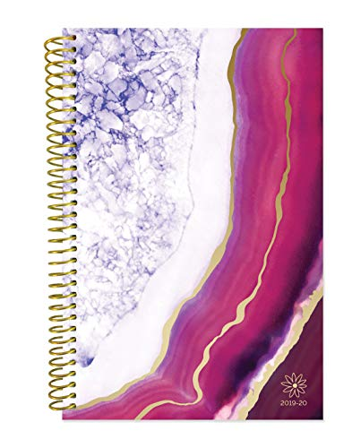 (bloom daily planners 2019-2020 Academic Year Weekly & Monthly Calendar Planner with Tabs and Flexible Soft Cover (August 2019 - July 2020) - 6