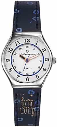 Lulu Castagnette - blue Watch girl