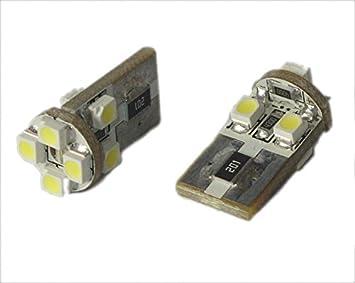 Luce del tronco SMD LED Xenon Bianco errore Can-bus gratuito Adatto per Fiat Freemont