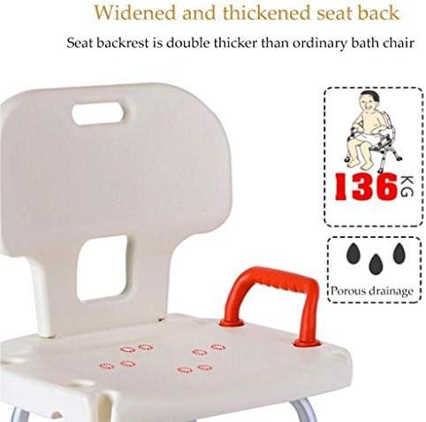Lszdp-negozio 腕や背中、ヘルスケアシャワーチェアとスツールシャワー、高齢者のためのお風呂援助、身体の不自由