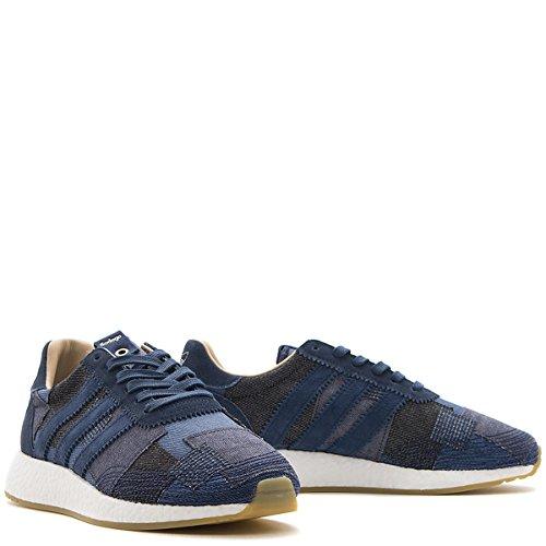 Adidas Mens Runner Iniki X End X Bodega X Sneaker Exchange Tan / Navy By2104