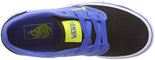 Vans Unisex-Kinder Atwood Sneaker Schwarz (2-tone)