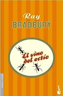 El vino del estío par Bradbury