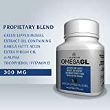 Omega GL Dietary Supplement - Green Lipid Mussel